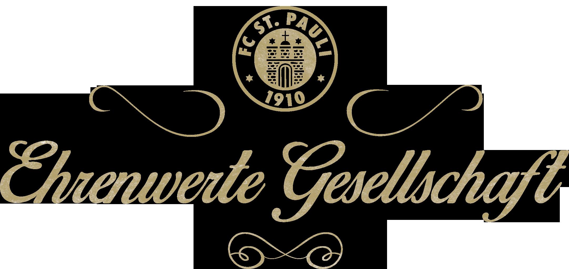Mitglied der Ehrenwerten Gesellschaft des FC St. Pauli von 1910